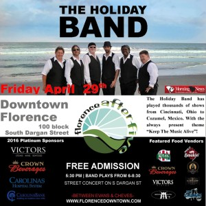the holiday band