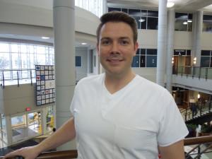 Brian Greig, courtesy: Carolinas Hospital System