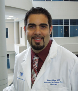 Dr. Zebian, courtesy: Carolinas Hospital System
