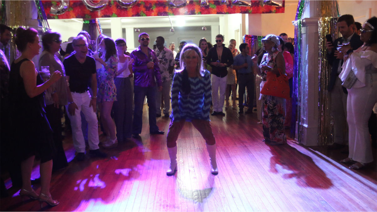Groovin': Disco Ball in Florence raises money to help ...