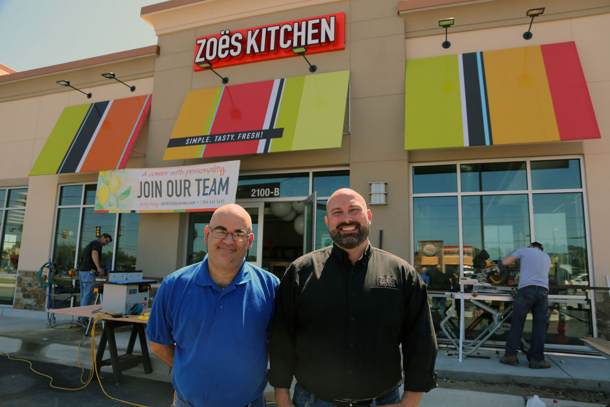 New Florence Restaurant To Offer Mediterranean With