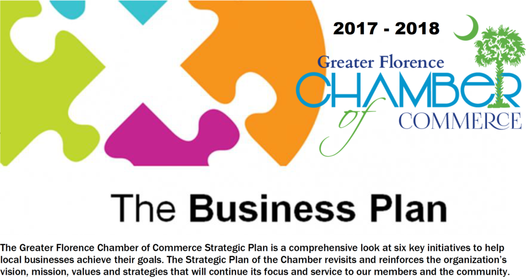 Business plan for a chamber of commerce
