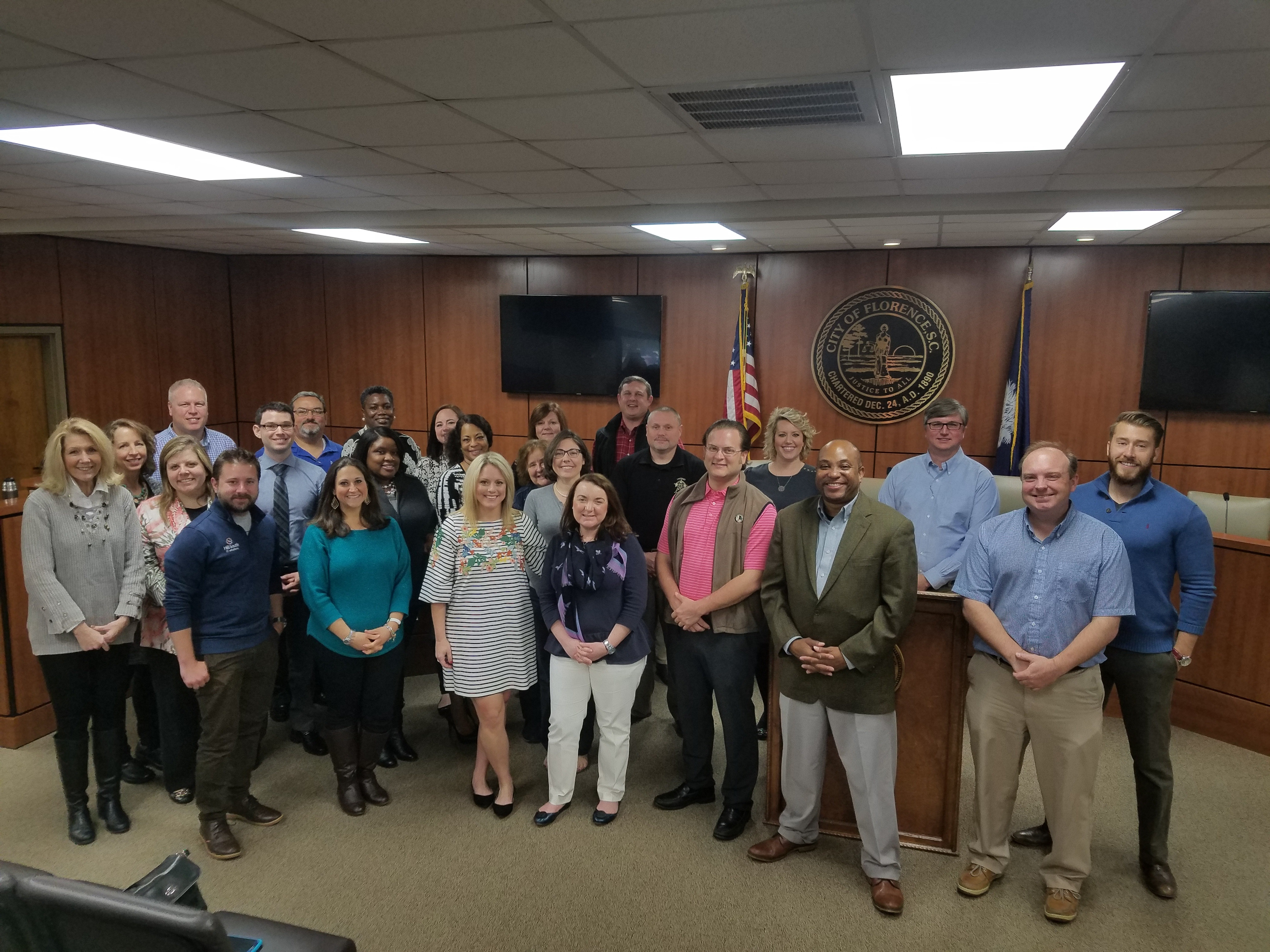 Florence Chamber's Leadership 2018 graduates – Greater ...
